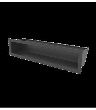 Вентиляційна решітка Hitze Slim 9x40 фото