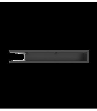 Вентиляційна решітка Hitze Slim 9x56x56 кутова