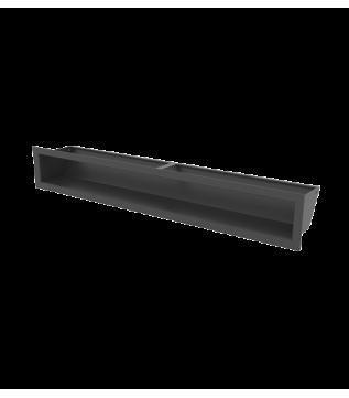 Вентиляційна решітка Hitze Slim 9x60 фото
