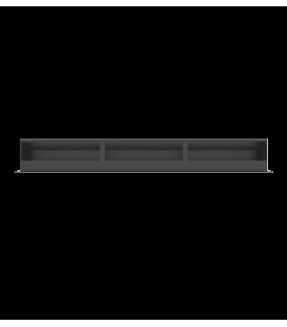 Вентиляційна решітка Hitze Slim 9x80
