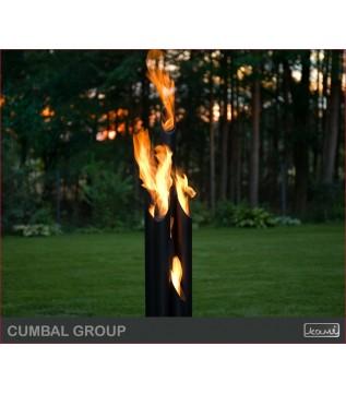 Біокамін Kami Cumbal Group  фото