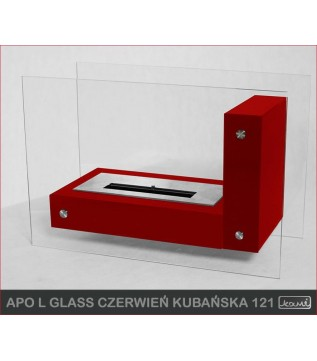Біокамін Kami Apo L Glass