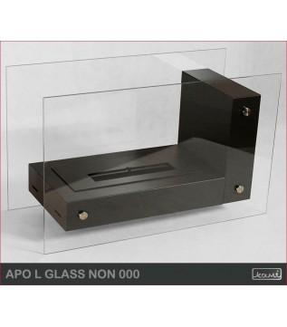 Біокамін Kami Apo L Glass