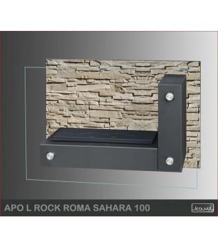 Біокамін Kami Apo L Rock фото