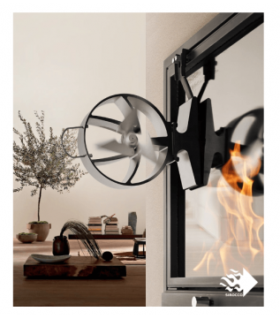 Набір Hansa  для вертикального кріплення вентилятора SIROCCO PLUS  фото