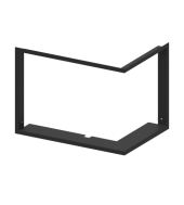 Маскувальна рамка для камінної топки Hitze HST68X43.R (4/4 25 мм)