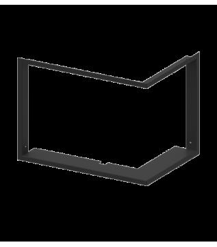 Маскувальна рамка для камінної топки Hitze STMA68X43RL (4/4 25 мм) фото